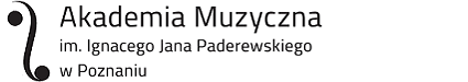 Biuletyn Informacji Publicznej Akademii Muzycznej w Poznaniu